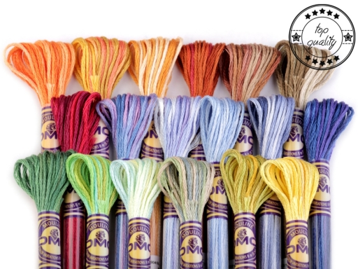 Stickgarn DMC Mouliné Color Variations
