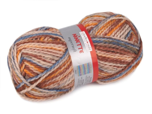 Strickgarn 100 g Ninette supersoft