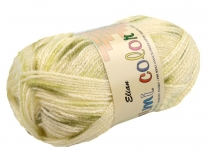 Strickgarn 50 g  Elian Mimi color