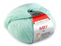 Strickgarn 50 g Baby Mix