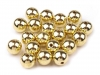 Acrylperlen Glance Metallic  Ø9 mm
