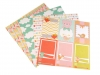 Scrapbooking Papier Set
